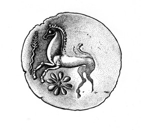Celtic Coin.